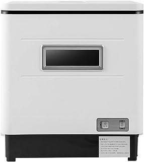CuiCui Lavavajillas Lavavajillas Automático Sin Instalación Doméstica 6 Juegos De Lavavajillas Pequeños Inteligentes Tres En Uno