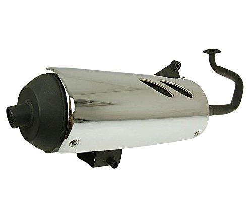 Pot d'échappement pour GY6 125, 150 CC 152QMI