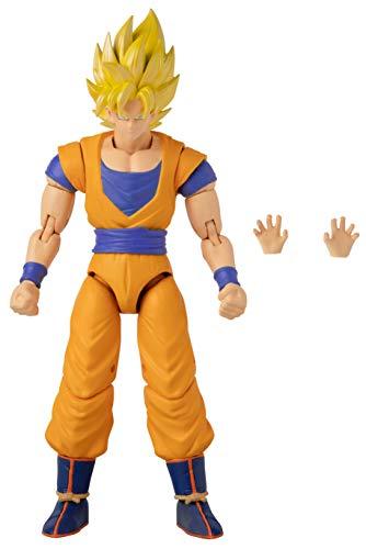 Dragon Ball Super - Figuras de personajes, S13 Super Saiyan Goku versión 2, Series 13