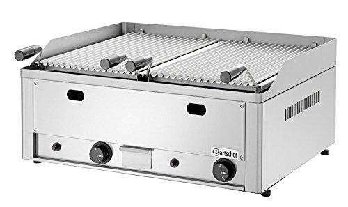 Grill à pierre de lave à gaz (taille 70)