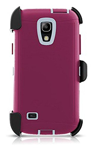 Otterbox Cell Phone Case for S4 Mini - Retail Packaging - Lilac