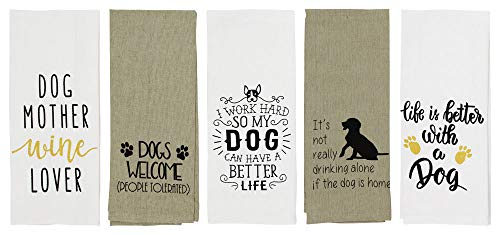 Top 10 Best Selling List for dog kitchen towels