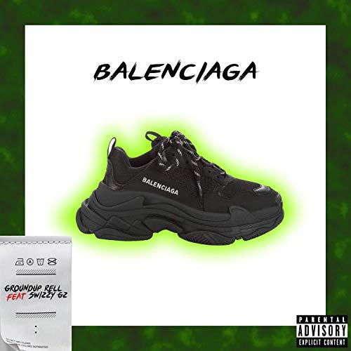 Balenciaga (feat. Swizzy Gz) [Explicit]