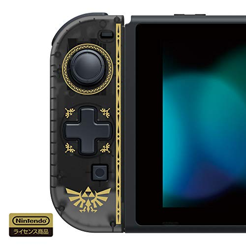 [Nintendo licensed product] Portable mode only Cross-con (L) for Nintendo Switch The Legend of Zelda [Nintendo Switch compatible] [video game]