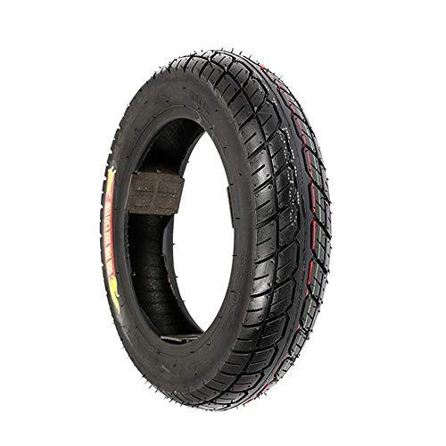 Neumáticos amortiguadores para Scooters eléctricos 3.50-10 6pr Neumáticos de vacío Antideslizantes, Resistentes al Desgaste y de bajo Consumo de energía, adecuados para Varias Carreteras, 3 Patrones