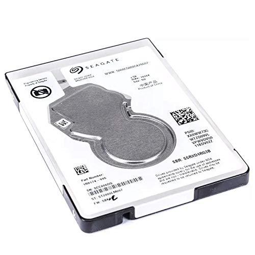 SEAGATE HDD 2.5インチ 1.5TB ノートパソコン用 9.5mm厚 128MBキャッシュ 5400rpm SATA 6 Gb/s ST1500LM012 (整備済み品)