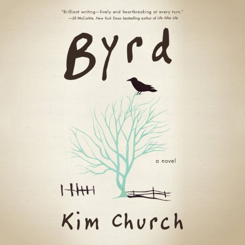Byrd audiobook cover art