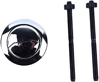 Cocotana Flush Toilet Water Tank Push Buttons Closestool Bathroom Saving Valve Home - Toilet Pneumatic Push Valve Button Flush Air Toilet Button Button Button Dual 5pin Butto