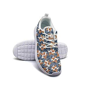 Hobart dfgrwe Camouflage Orange Star Baseball Women Flat Bottom Casual Shoes New Basketball Shoes