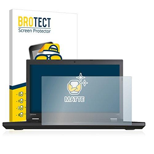 BROTECT Entspiegelungs-Schutzfolie kompatibel mit Lenovo ThinkPad L570 Bildschirmschutz-Folie Matt, Anti-Reflex, Anti-Fingerprint