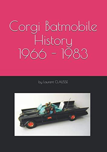Corgi Batmobile History 1966 - 1983: All Corgi 267 Batmobile were made at the Mettoy plant Swansea South Wales UK.