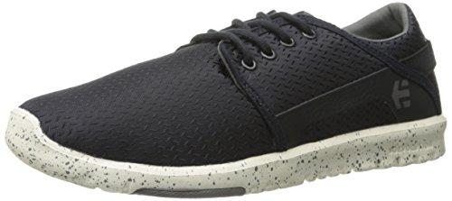 Etnies Herren Scout Sneaker, Blau (Navy), 41 EU