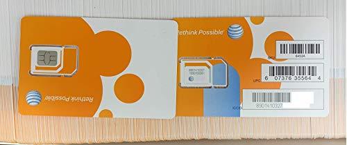 AT&T Standard SIM Card