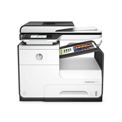 HP PageWide Pro 477dw Color All-in-One Business Printer with wireless & 2-sided...
