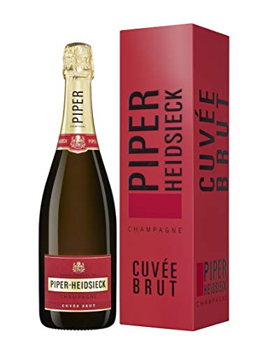 Piper-Heidsieck Champagne CUVÉE BRUT 12% - 750 ml in Giftbox
