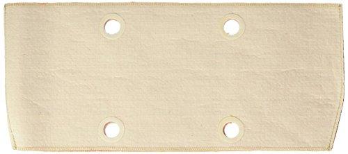 O bag Mini Rafia, Borsa a Mano Donna, Arancione, 1x17x34 cm (W x H x L)