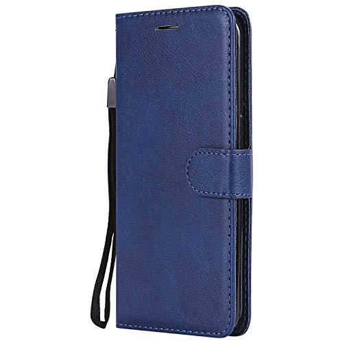 DENDICO Cover Galaxy A32016, Premium Cartera PU Funda de Piel, Flip Libro Funda, diseño Clásico TPU Bumper para Samsung Galaxy A32016
