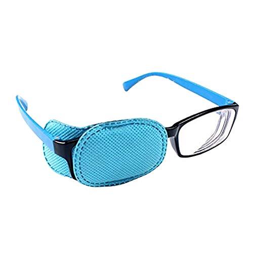 Haifly 6 Stück Kinder Amblyopie Augenklappe Medizinisch Lazy Eye Patch Children M