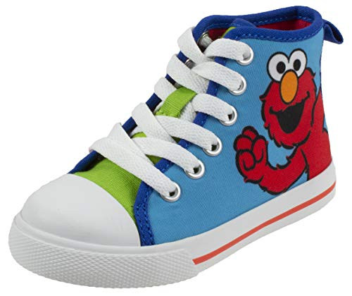cookie monster high tops - 1