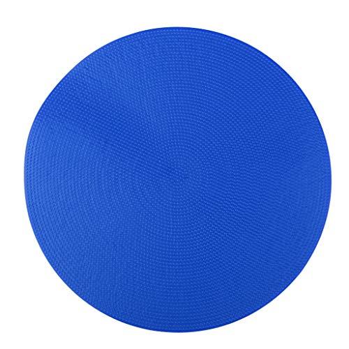 Sharplace Baloncesto Taladros Marcador de Puntos Discos de Piso Plano Indicador de Progreso de La Enseñanza - Azul