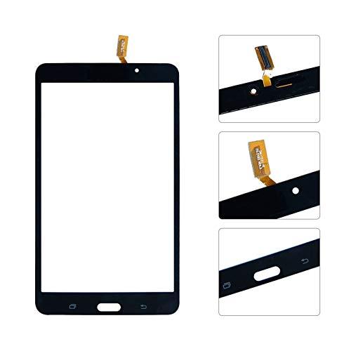 Kit de repuesto de pantalla de 7 pulgadas, compatible con Samsung Galaxy Tab 4 7.0 T230 SM-T230, digitalizador de pantalla táctil de cristal digitalizador de pantalla de repuesto (color: negro)