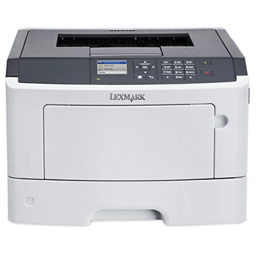 Lexmark MS415DN 1200 x 1200DPI A4 - Laser-/LED-Drucker (1200 x 1200 DPI, 80000 Seiten pro Monat, Microsoft XPS,PCL 5e,PCL 6,PDF 1.7,Postscript 3,PPDS, Laser, Schwarz, 750-7200 Seiten pro Monat)