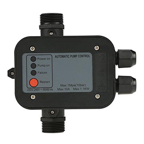 Bomba de agua autocebante Interruptor de presión 220 V Cont