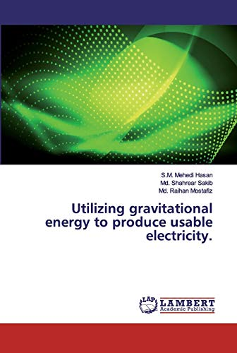 Utilizing gravitational energy to produce usable electricity.