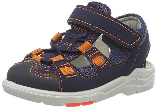 RICOSTA Jungen Georgie Geschlossene Sandalen, Blau (Nautic/See 172), 21 EU