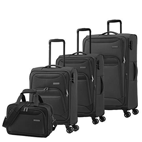 Travelite Kendo 4-Rollen Kofferset 4 tlg.