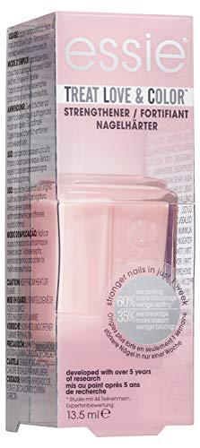 Essie Pflegender Nagellack Nr. 30 minimally modest, Regeneration & Glanz, Rosa, 13.5 ml