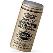 Do Not Use Stick Up MINI, 100% Natural Deodorant - No Chemicals, Fragrances, Aluminum or Toxins - Extremely Effective at Fighting Odor - Detoxifies and Nourishes Pits - Black Sensitive