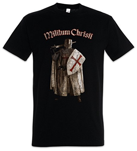 Urban Backwoods Templar III Camiseta De Hombre T-Shirt