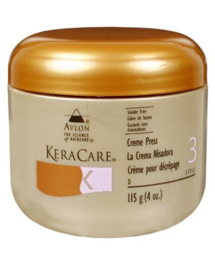 Affirm: KeraCare Creme Press, 4 oz by Affirm (English Manual)