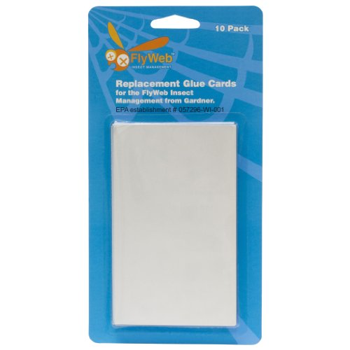 Flyweb Fly Light Glue Boards 2(10 packs)