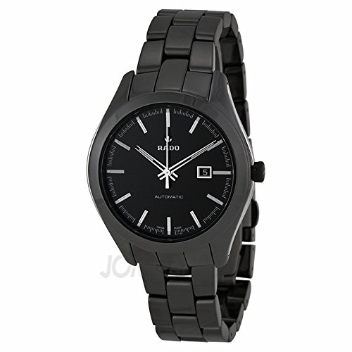 Gifts and Jewels Co. Rado Rado Hyperchrome Automatico Nero Ceramica Ladies Orologio R32260152