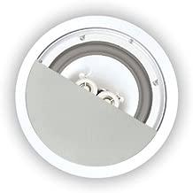"""OSD Weatherproof 6.5"""" In-Ceiling Single Stereo - Dual Tweeter Speaker - ICE600TTWRS"""