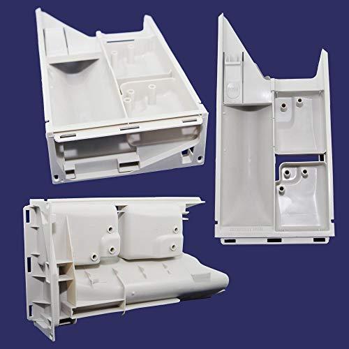 134370000 Washer Dispenser Drawer Genuine Original Equipment Manufacturer (OEM) Part