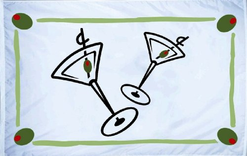 Annin 611 Cocktail Flag