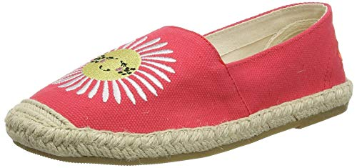 Joules Shelbury, Alpargata Niños, Rojo (Bright Red Brghtred), 31 EU