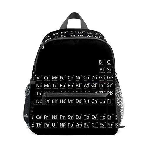 Sac à dos d'école pour enfants filles garçons, sac à dos d'étudiant, sac à dos décontracté, sac de voyage pour enfants, sac organiseur pour le camping, la randonnée, cadeau périodique, table noire