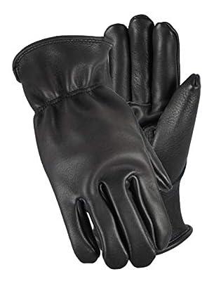 Magid Men's Pro Grade Collection Lined Grain Deerskin Gloves