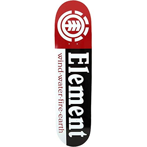 Element Section Skateboard Deck 82  Assembled AS Complete Skateboard
