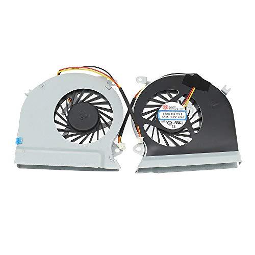 PAAD06015SL Laptop CPU Cooling Fan For GE60 16GA 16GC Series Notebook Cooler...