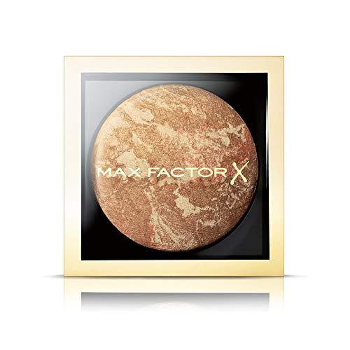 Max Factor Terra Abbronzante Creme Bronzer, Illuminante e Facilmente Sfumabile, 10 Bronze