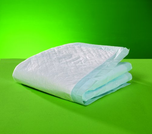 Lille hygiene mat, disposable mattress protector, 60 x 90 cm (pack of 25)