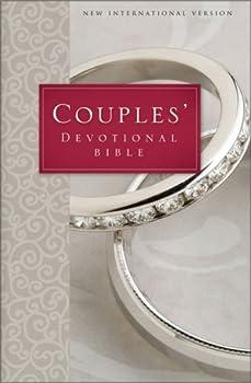 Paperback Couples' Devotional Bible Book