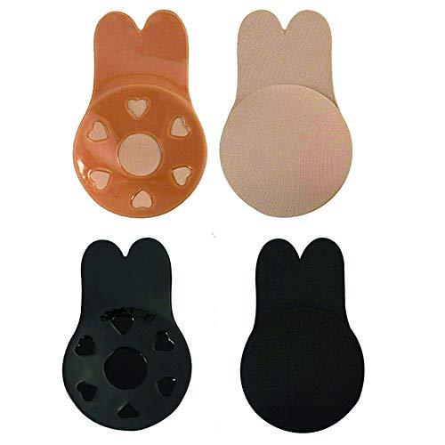 WMX Silicone Breast Covers Levante la Cinta Pezón Pegatinas Tela Adhesiva Pasties...