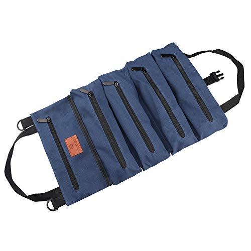 Una bolsa de lona Herramientas colgando bolsas de almacenamiento de automóviles Paquete eléctrico Hardware Tool Toolkit