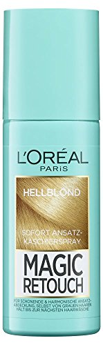 L'Oréal Paris Magic Retouch Ansatz-Kaschierspray Hellblond (1 x 75 ml)